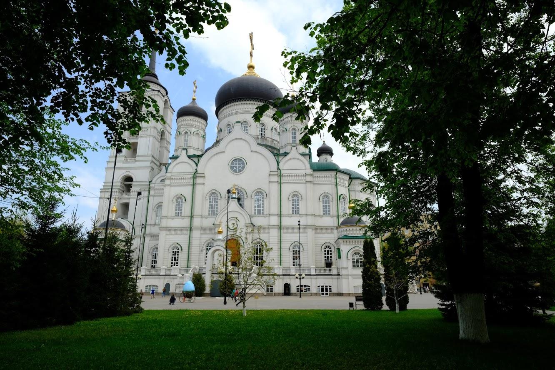 Главный храм города -Благовещенский собор (2003г)