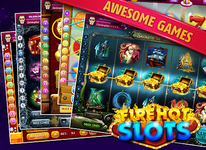 Mega Casino: FireHot Slots- screenshot thumbnail