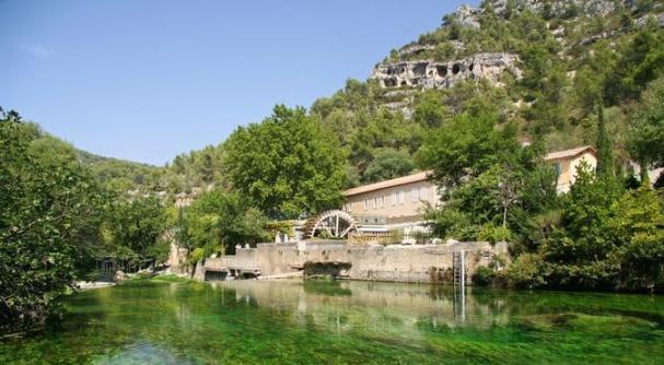 Parque Natural Regional dos Alpilles