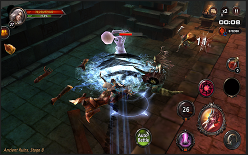 CRY – Dark Rise of Antihero Apk