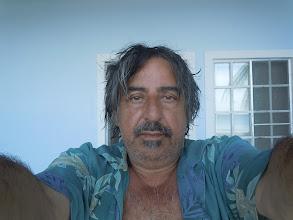 Photo: bad self portrait