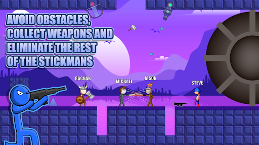 Stick Fight Online: Supreme Stickman Battle  screenshots 10