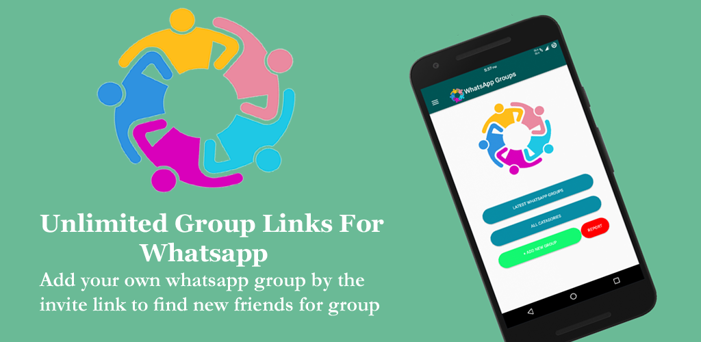Group Links for Whatsapp - Unlimited links 1 6 Apk Download