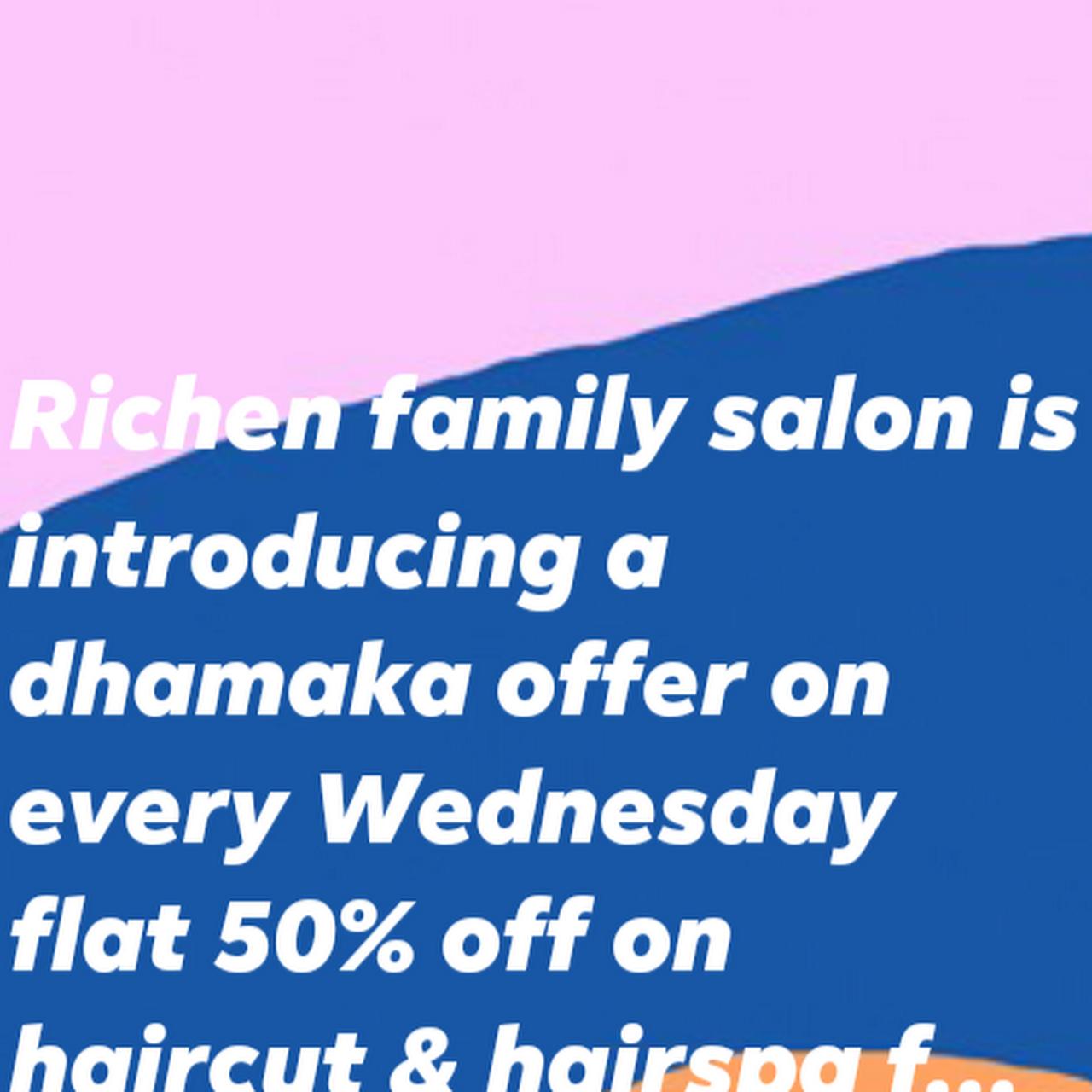 Richen Family Salon & Spa - Beauty Salon in Hulimavu