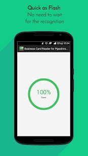 Free Business Card Reader for Pipedrive CRM- screenshot thumbnail