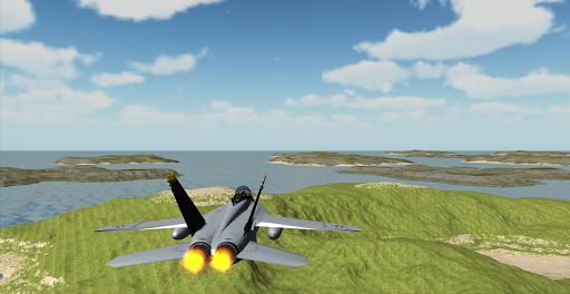 F18 Airplane Simulator 3D 1.0 screenshots 9