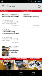 Gemeinde Saanen- screenshot thumbnail