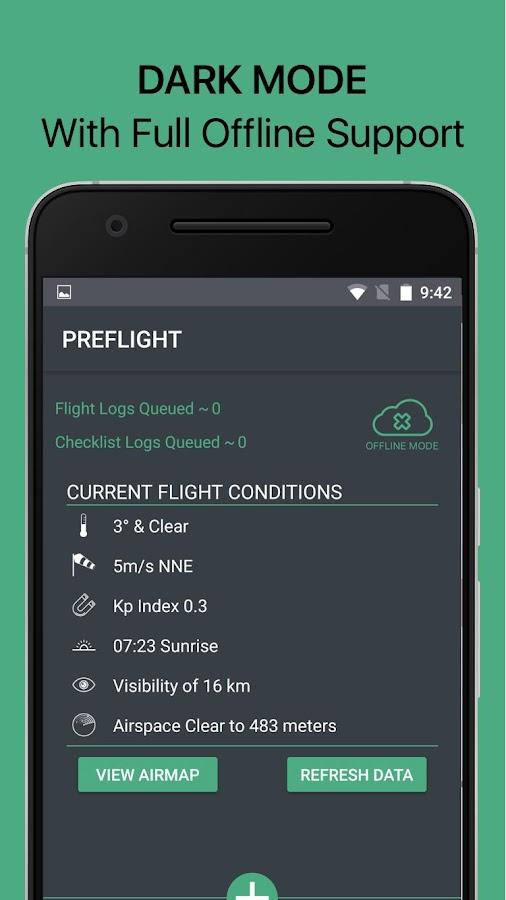 Kittyhawk for DJI, UAS, FPV & UAV Drone Pilots- screenshot