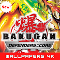 Bakugan Battle Planet Wallpaper 4K icon