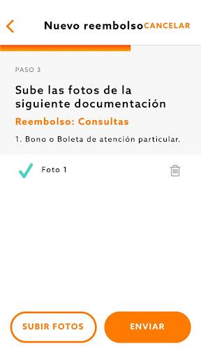 Reembolso Vida Cu00e1mara screenshots 3