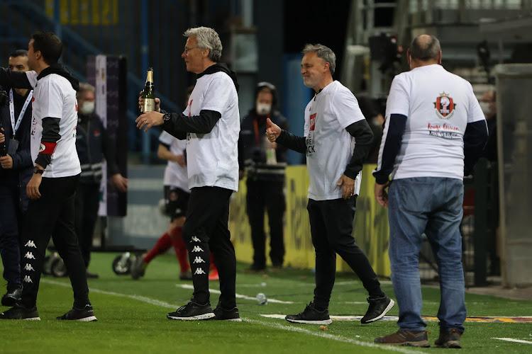 """Emilio Ferrera: """"Ce qu'ils ont accompli cette saison, c'est phénoménal"""""""