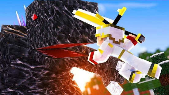 Bosses Addons for Minecraft PE - náhled