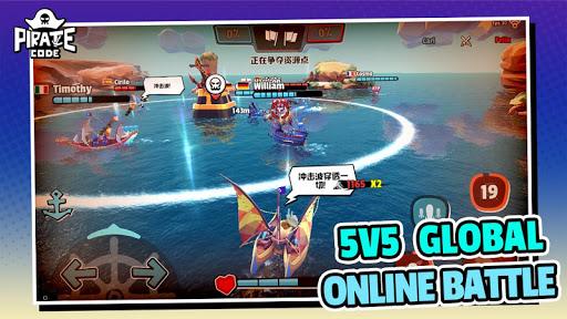 Pirate Code - PVP Battles at Sea 0.7.5 screenshots 1