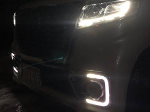 スペーシアカスタム MK53S ハイブリッドXSターボ 2019年式のカスタム事例画像 りりょりょーさんの2020年01月31日19:15の投稿