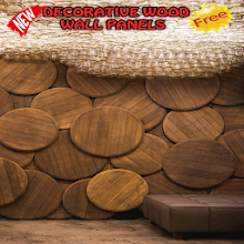 Decorative Wooden Wall Panels Download on Windows