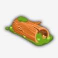 樹幹のチェア