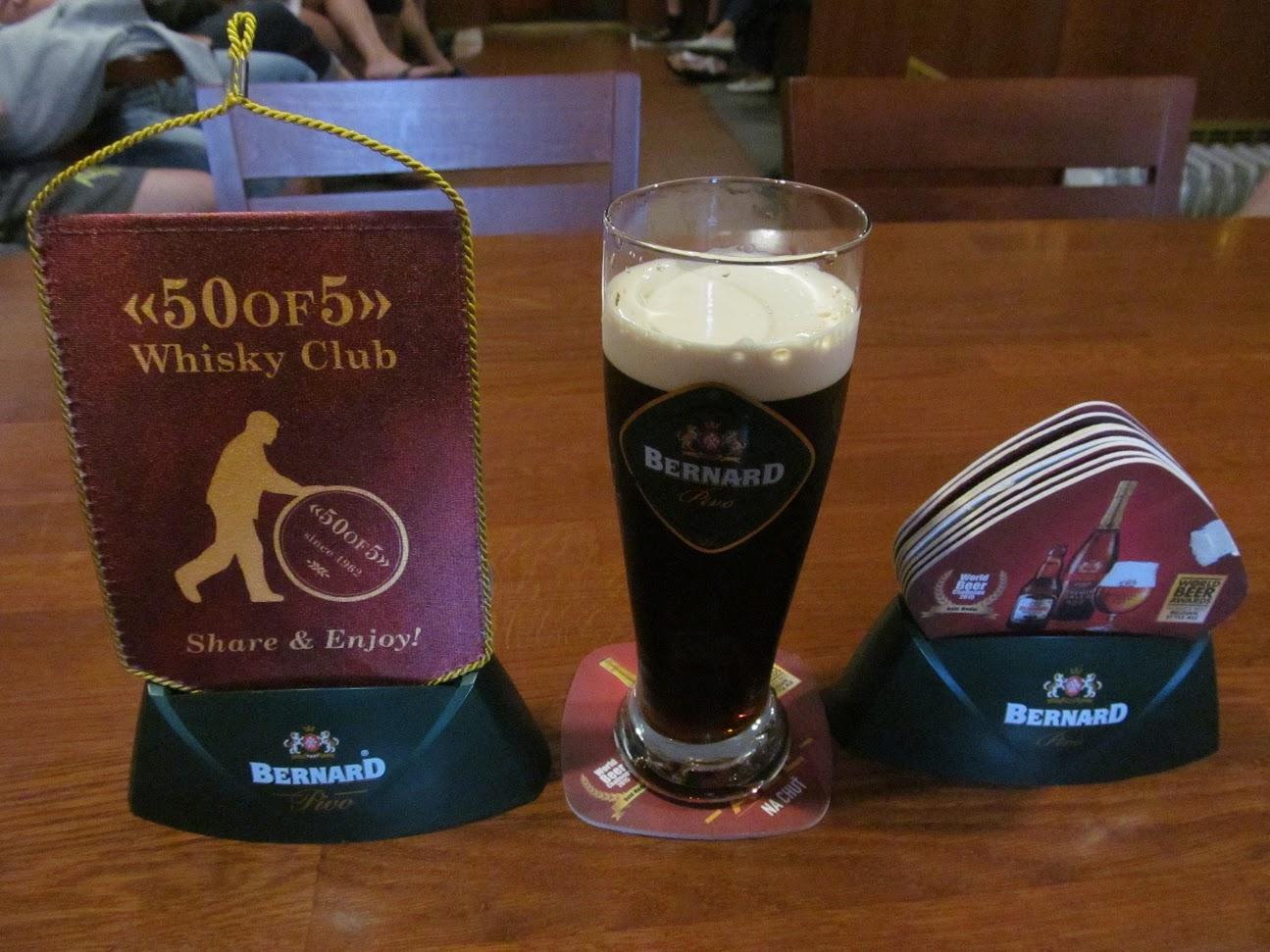 Bernard beer