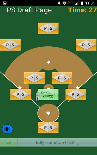 PS Draft Baseball