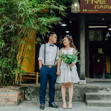 Wedding photographer Khuong Ngo (haiyentrinh1993). Photo of 24.02.2018