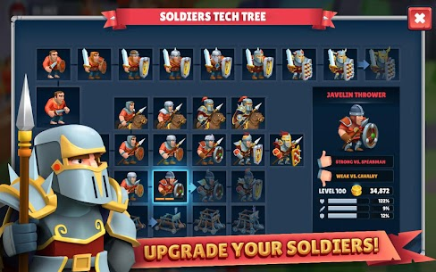 Game of Warriors MOD Apk (Unlimited Coins) 8