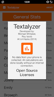 Textalyzer- screenshot thumbnail