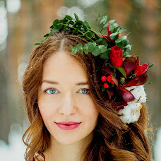 Wedding photographer Elena Artamonova (Ersaniel). Photo of 30.01.2016