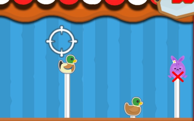 Shooter Duck Game