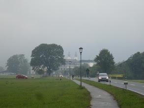 Photo: das Wetter war bescheiden...