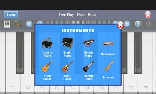 Piano Music Free 1.2 screenshots 13