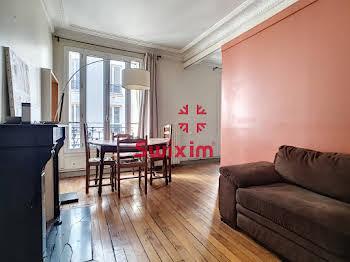 Appartement meublé 2 pièces 43,46 m2