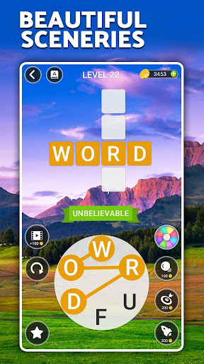 Word Serene - free word puzzle games 1.3.0 screenshots 1