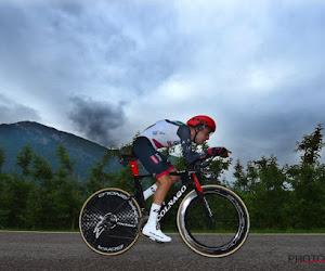 Fabio Aru, Diego Ulissi en onze landgenoot Ben Hermans bestraft na Giro-tijdrit