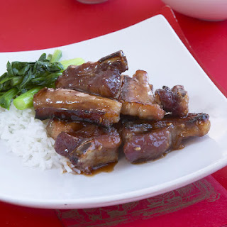 Sticky Chinese Spare Ribs Recipe