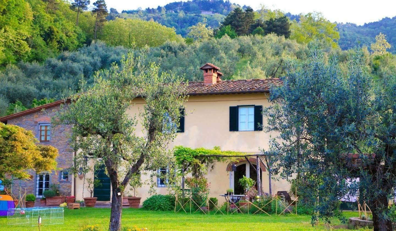 Villa avec piscine et jardin Italie