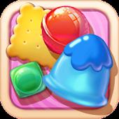 Sweet Candy Cookie Blast HD