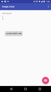 Deep Linker for Testing Deep Links on Android 1