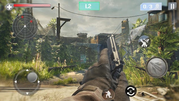 Anti-Terrorism Shooter apk screenshot