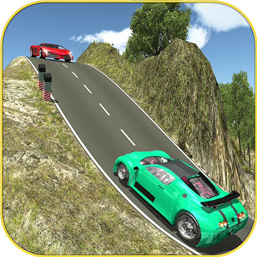 Offroad Car Mountain Racer icon