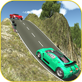 Offroad Car Mountain Racer