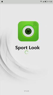 SportLook - screenshot