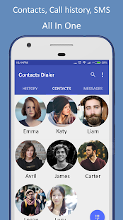 Contacts Dialer PRO v5 0 4 APK ! [Latest] | SadeemAPK