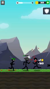 Download Stickman Hero For PC Windows and Mac apk screenshot 1