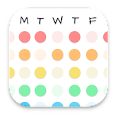 Onceaday - daily habit dots