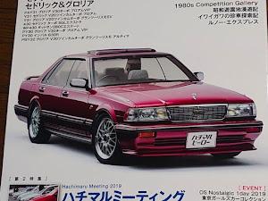 グロリア Y31 Gran Turismo SV  のカスタム事例画像 きょーひょーさんさんの2020年02月03日20:45の投稿