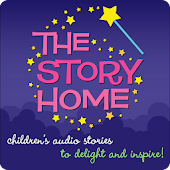 English Audio Story Home