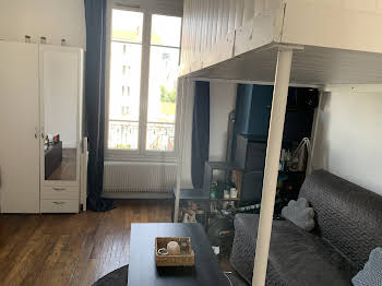 Studio meublé 24,19 m2