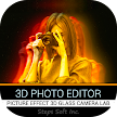 3D Photo Editor-Picture Effect 3D Glass Camera Lab APK