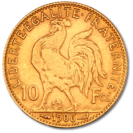 Official Coins France (Numismatics, collection)