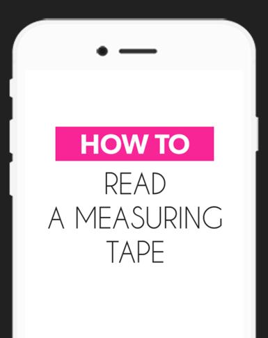 玩免費程式庫與試用程式APP|下載How To Read Measurnig Tape app不用錢|硬是要APP