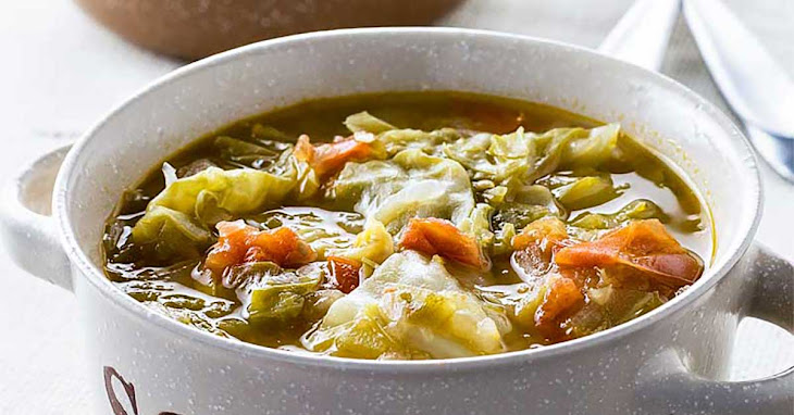 Weight Loss Wonder Soup Recipe
